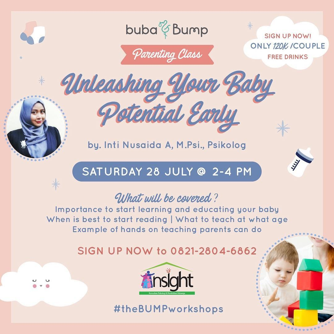 Unleashing Your Baby Potential Early
